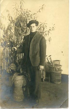 Heber John Carlisle (1st child of Heber James Carlisle and Martha Maria Wright) and family