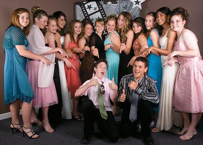 RCS Jr. High Banquet - June 12, 2006