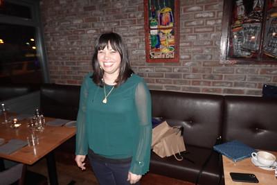 Tanya's Birthday Dinner at 14 North 2019