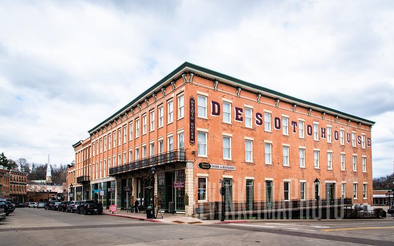 Desoto House