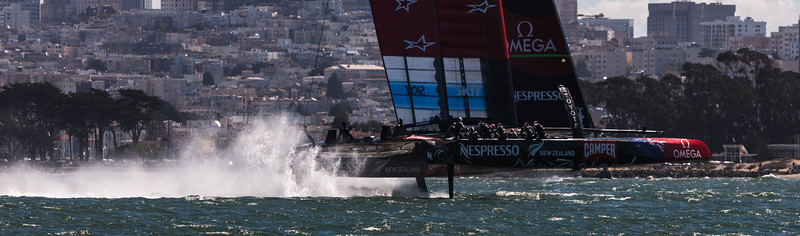 America's Cup Final Race Day