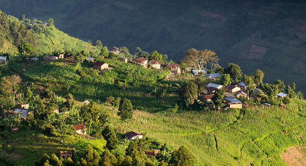 Bwindi and surroundings