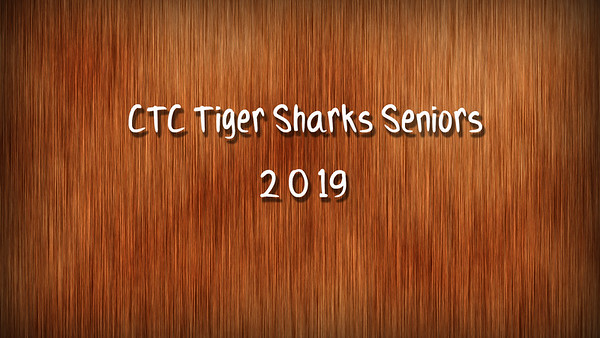 Seniors Slideshow 2019