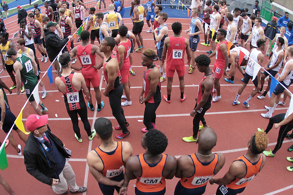 First Day of Penn Relays