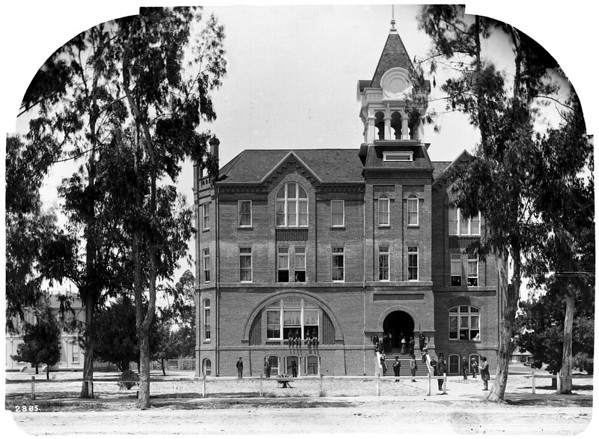 Historical Views of the USC Campus