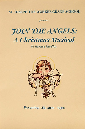 "St. Joseph the Worker School.....""Join the Angels"""