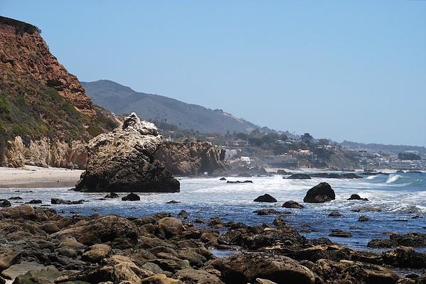 CA Coast - LA to SF 2010 & 2011