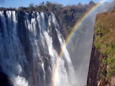 Victoria falls, Zambia - 2007