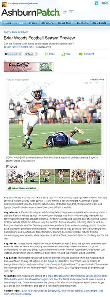 2012-08-22 -- Briar Woods Football Season Preview (Polk).png