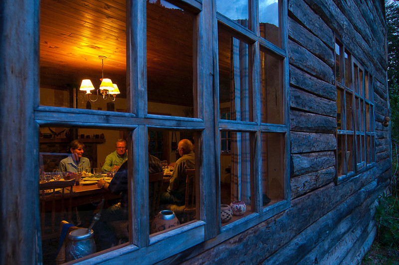 Patagonia Drifter Lodge, Chile