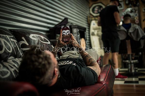 Barber shop threads