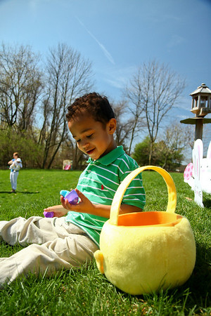 Easter Egg Hunt-April 2010