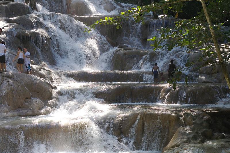 Falls of Jamaica