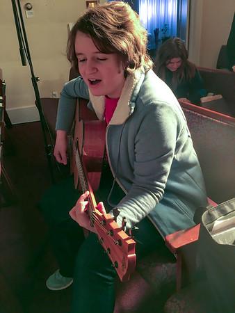 Hogwarts recording session