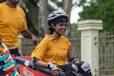 Wheelbarrow Race Suva Nov 5th 2016