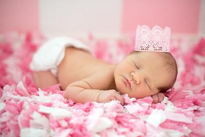 Baby Makena Newborn