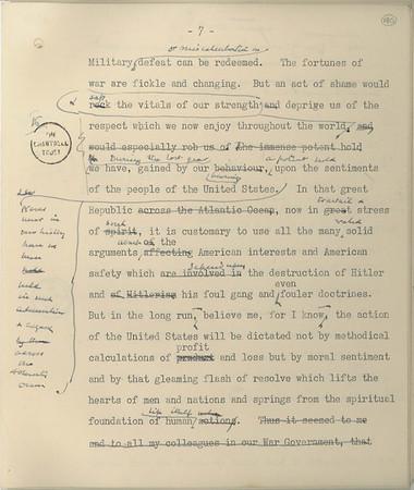 Jun 15 Fri Morgan Library, Churchill and the Power of Words