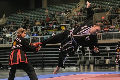Demonstration - WKSA World Championship, Katy, TX 2014-10-11