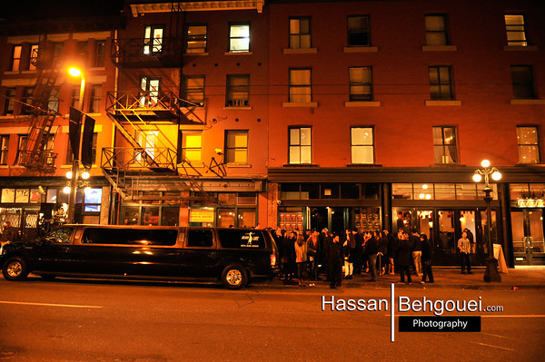 Brooklyn Alexander Night Club Saturdays X Hush Magazine 91 Powell Street Gastown Downtown Vancouver Bc Canada (2_8_14)