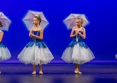 Kaitlyn and Hannah's Dance Recital