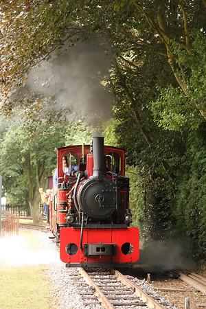 25th Jul 2010 Old Kiln Light Railway