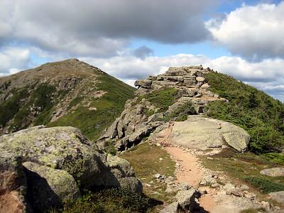 Franconia Ridge traverse