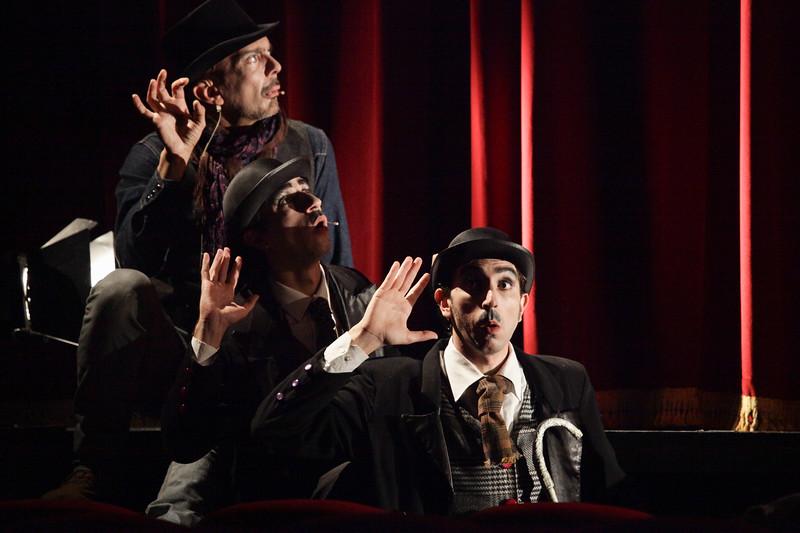 Amore e Psiche (Apuleio) - Regia di Giovanni Nardoni. Roma 2011 - foto di Marco Salvadori