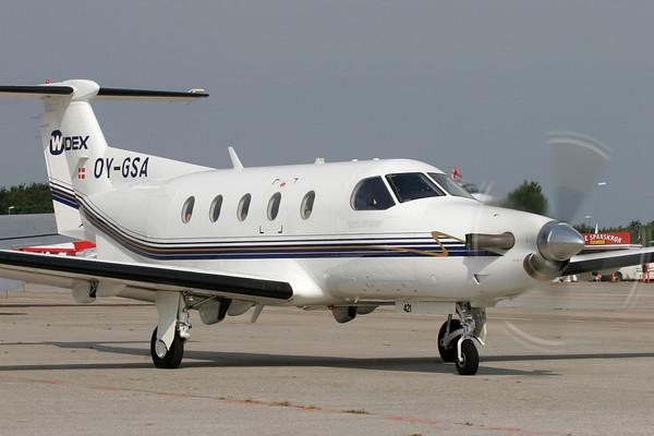 OY-GSA - Pilatus PC-12/45