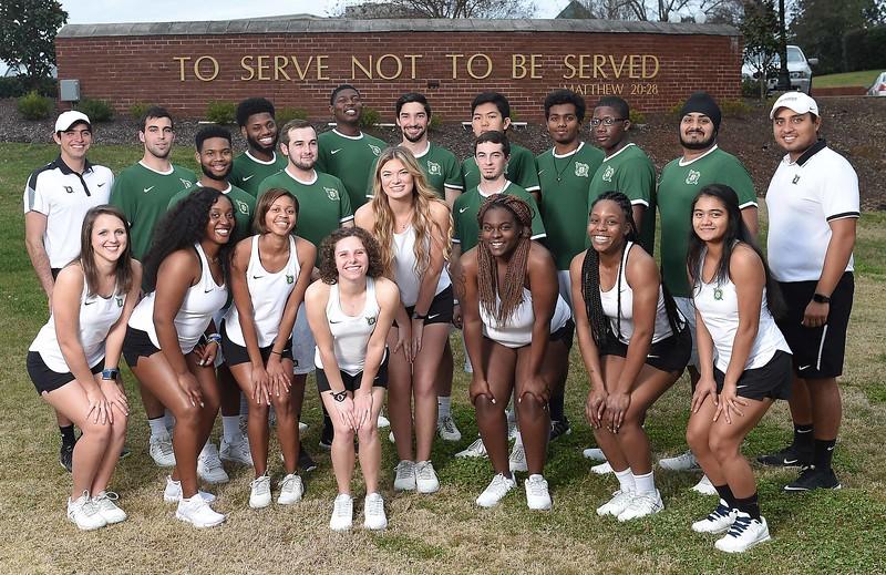 Belhaven University Tennis Team - Thursday, February 1, 2018