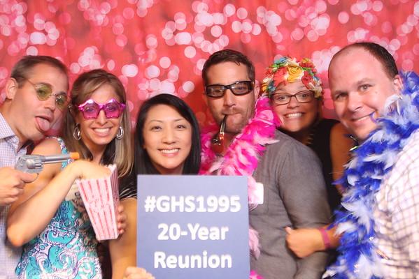 GHS 20yr reunion Photobooth