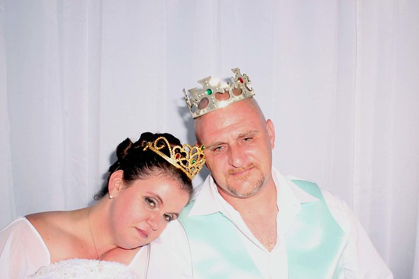 Jeremy and Amanda's Wedding Photo Booth