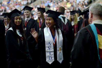 Vista Ridge High School Graduation 2018
