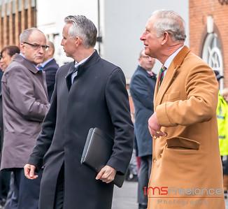 Congleton Royal Visit (24/01/18)