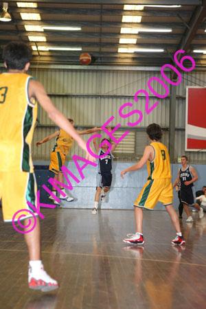 GRAND FINAL Comets Vs Bankstown U16 M1 13-8-06