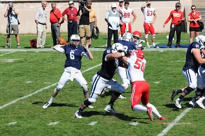 Yale Vs Cornell 9.23.17 Won 49-24