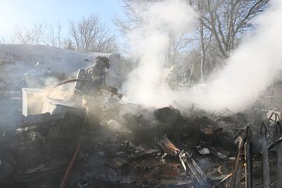 Branch TX. Shed fire. Marcy Rd. 12/10/20