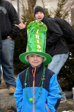 Albany St Pats Parade