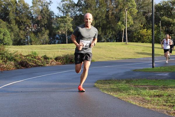 Sri Chinmoy Iron Cove Half-Marathon, 7km & 4km Runs, Sunday 10 June 2018