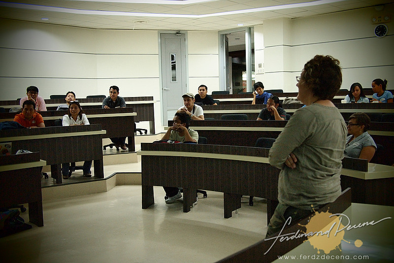 The first SMUGs Metro Manila Meet, Sept 30, 2011