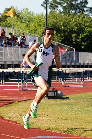 2011 Track & Field at Holy Trinity