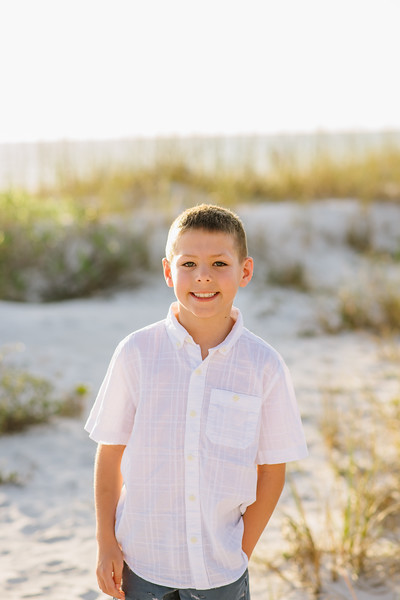 Treasure Island Florida Family Photos