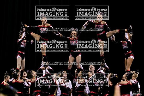 Fox Creek-2019 State Cheerleading Championship