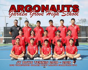 1819 Boys Tennis