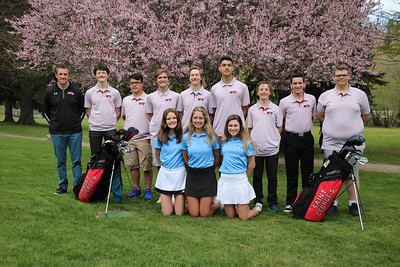 US & MS Spring Athletic Team Photos 5-1-19