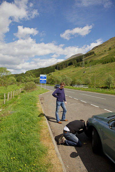 Schotland 2012