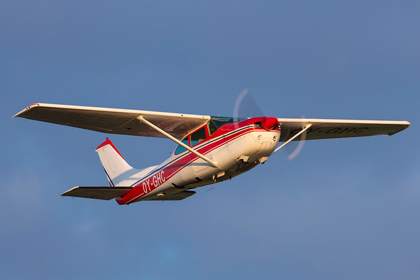 OY-GHC - Reims Cessna FR182 Skylane RG