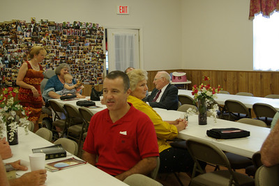 Walnut Grove Baptist Church Homecoming 2010