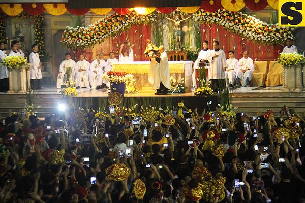 Sinulog 2015: Hubo Mass