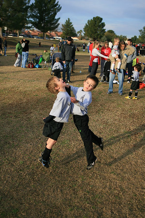 Earthquakes - Sereno Soccer 2010