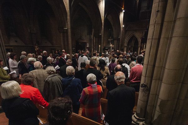 St Michael's Church service 29.9.16